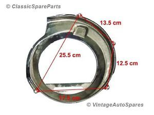 High Quality Engine Flywheel Magneto Cowling Cover Chromed for Vespa P125X Model