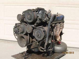 1969 Ford Mustang Torino Mercury 351W Engine