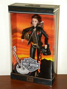 Harley Davidson Barbie 5 2000 29207 Collector Edition Caucasian