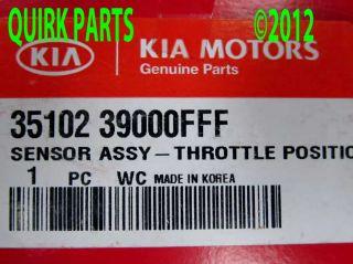 Wells Vehicle Electronics Throttle Position Sensor TPS4137