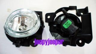 Spot Light Fog Lamp Ford Ranger Year 2009 2011 Complete Set
