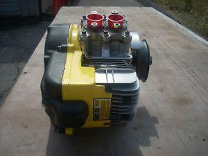 Vinttage Kart McCulloch MC 91 100cc Engine Gem V 12 Manifold