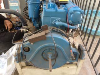 Chevy 292 Inline Six Cylinder Engine