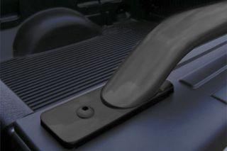 99 03 Chevy Silverado 8 ft Box Stake Pocket Bed Rails Black Truck Bed