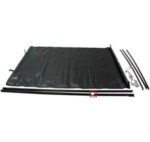 Pickup Bed Cover Open Box Truck Chevy Vinyl N Dure Easy Seal Soft Dual Latch