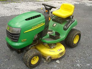 John Deere L100 Parts On Popscreen. Used John Deere L100 Riding Lawn Tractor Engine Has Pression Does Not Start. John Deere. John Deere 130l Lawn Tractor Parts Diagram At Scoala.co