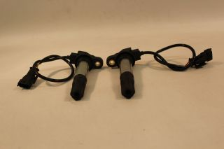 Ducati 848 EVO 2012 Ignition Coils Coil Spark Plug Boots Wires Wire