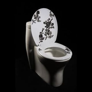 Magnificent Duravit 006569 00 00 1930 Series Toilet Seat And Cover Ibusinesslaw Wood Chair Design Ideas Ibusinesslaworg