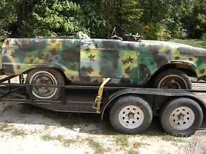Ford Bronco Parts Truck Early Ford Bronco 66 70's Ford Bronco