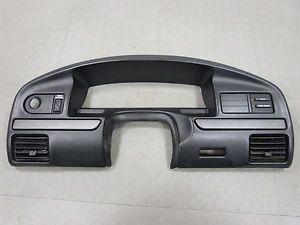 92 96 Ford Bronco F150 F250 Instrument Cluster Surround Dash Bezel Cover XLT 4x4