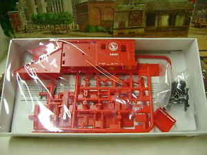 HO Scale Walthers Great Northern Russell Snow Plow Car Kit Car SEALED