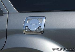 New Putco Chrome Fuel Lid Cover Fits Chrysler 300 Dodge Magnum