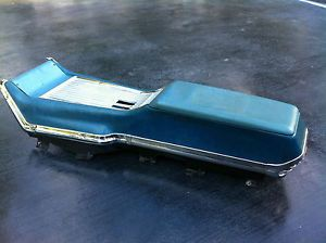 1962 1963 1964 Ford Galaxie 500 XL Fairlane Sport Floor Console