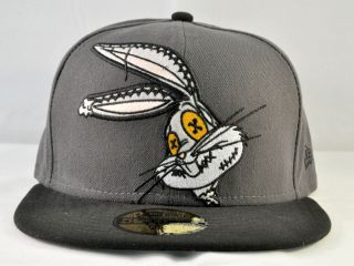 Looney Tunes New Era Bugs Bunny 59Fifty Fitted Cap