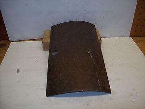 49 50 Chevy Dash Glove Box Door Lid Cover