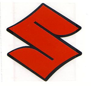 Suzuki Official Logo Japanese Car Racing Sticker Decal