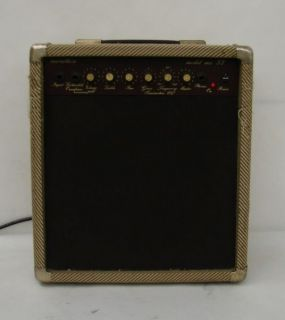 Vintage Marathon MX 33R Electric Guitar Amplifier