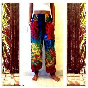 Baggy Harem Pants Men