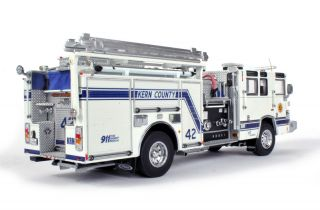 TWH Collectible Pierce Quantum Fire Pumper Kern County