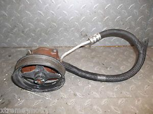 2005 Ford F250 F350 Powerstroke 6 0 Power Steering Pump