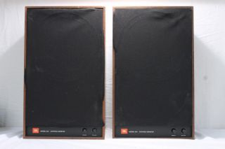 JBL Model 4311 Professional Control Monitor Series Speakers Charity