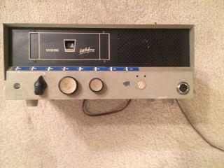 "Vintage Tube Ham CB Radio Hallicrafters CB 3A ""Littlefone"""
