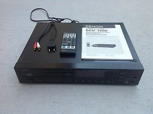 Denon DCD 1500 CD Player