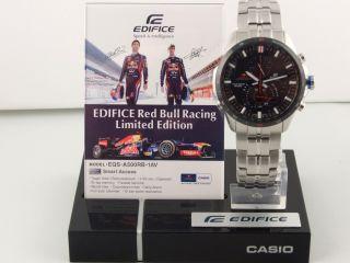 Casio Edifice Chrono Red Bull Racing Limited Edition Tough Solar Men's Watch