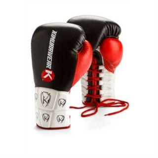 Kimurawear 16oz Lace Up Pro Leather Boxing Gloves MMA Martial Arts DI1MMA