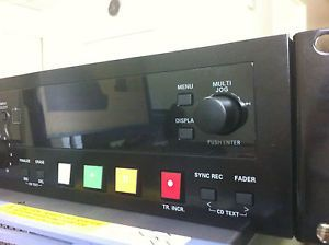 Marantz CDR 630 Professional Compact Disc Player Recorder CDR630 Made in Belgium