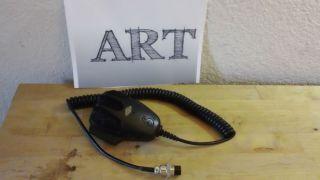Cobra HG M75 Power Microphone 4 Pin Plug CB Ham Radio Cobra Uniden Galaxy 028377310836