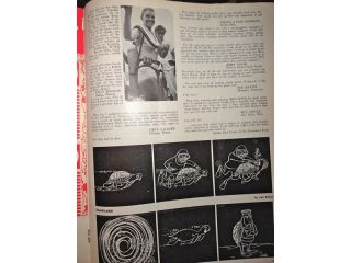 1958 Nov Skin Diver Magazine Gold Hawaii