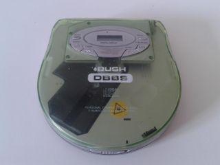 Portable CD Player Walkman Bush CDW110