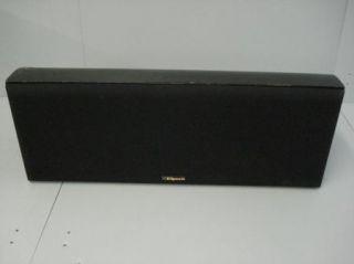 Klipsch KV3 Center Channel Speaker Surround Sound Home Theater