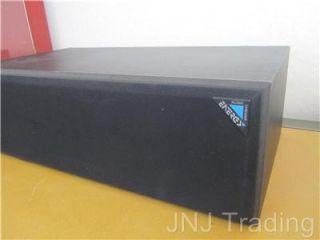 Energy Home Theater EC 200 Center Channel Speaker Pro Series Surround Black