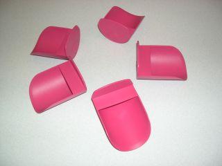 Tupperware New Rnd Flour Rocker Scoop Scoops Hot Pink