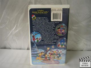 mickeys once upon a christmas vhs 1999 786936097245 - Mickeys Once Upon A Christmas Vhs