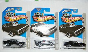 Hot Wheels 2013 Treasure Hunt Dodge Challenger Drift Car Fast Furious Chargers