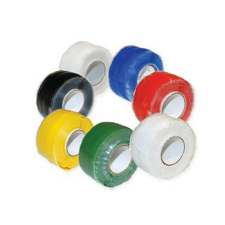 Self Fusing Repair Tape Silicone Rubber Hoses Silicon EPDM Radiator Water Pipes