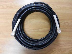 Coleman Cable RG 214 U Coaxial Cable per Mil DTL 17