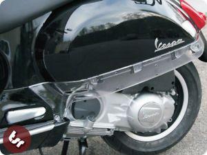 Vespa GTS GTV 125 250 300 Custom Clear Side Panel Trim