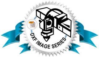 Fairy DXF Clip Art CNC Mill Router Plasma Laser CAD Cam