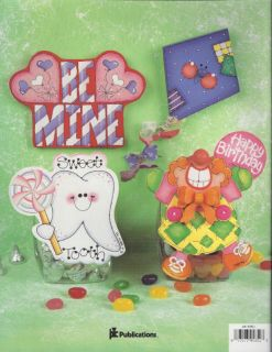 Sweet Treats Vol II Decorative Painting Book 1993