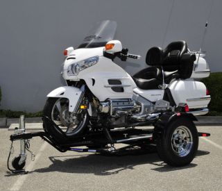 New Kendon SRL Ride on Ride on Drop Tail Stand Up Single Motorcycle Trailer