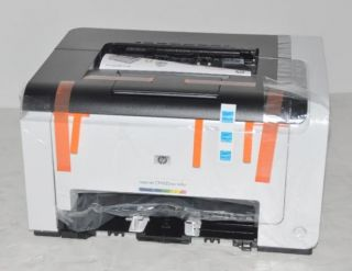 HP Laser Jet Pro CO1025NW Color Printer