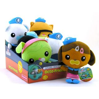Octonauts Mini Plush