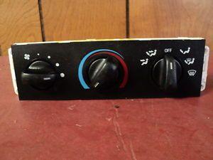 95 96 97 Ford Ranger Mazda B2300 B3000 B4000 Heat Heater Temperature Control