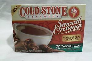 Cold Stone Creamery 70 Calorie Packs Hot Cocoa Mix