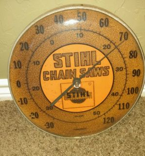 Stihl Chainsaw Thermometer Pam Thermometer Like Round Thermometer