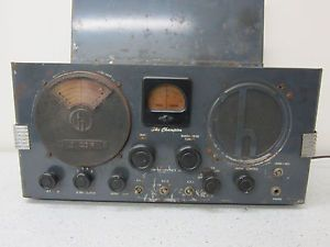 Hallicrafters s 20R Sky Champion Communications Receiver Tube Amp